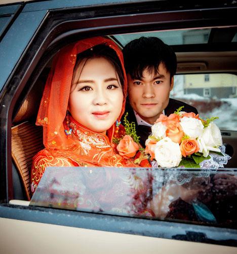 北国新娘 婚礼摄影