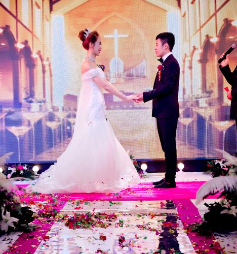 幸福的新娘 婚礼摄影