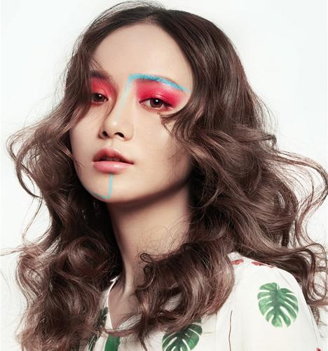 精致妆容 化妆造型