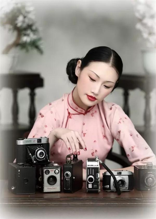谷子:最不像时尚摄影师的时尚摄影师