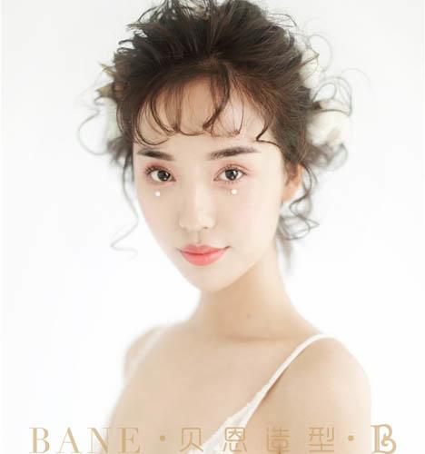 小清新 化妆造型