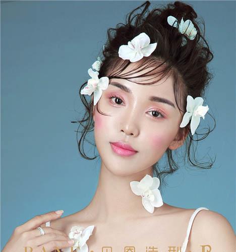 蝶恋花 化妆造型
