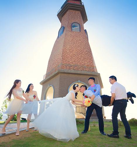 幸福新娘 婚礼摄影