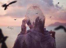 最新影樓資訊新聞-Elwafiey數碼合成藝術 精心的雙重曝光影像