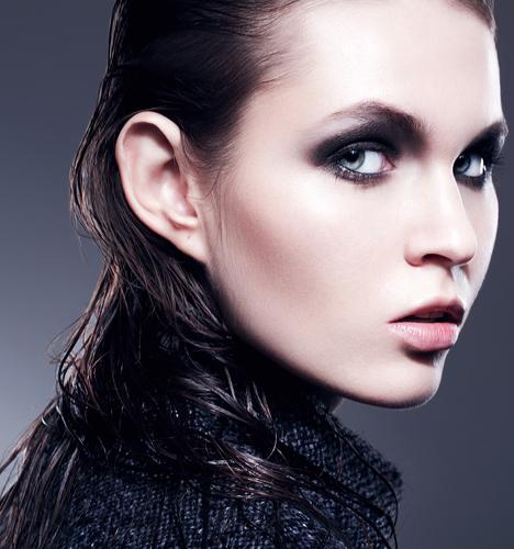 媚眼妆容 化妆造型
