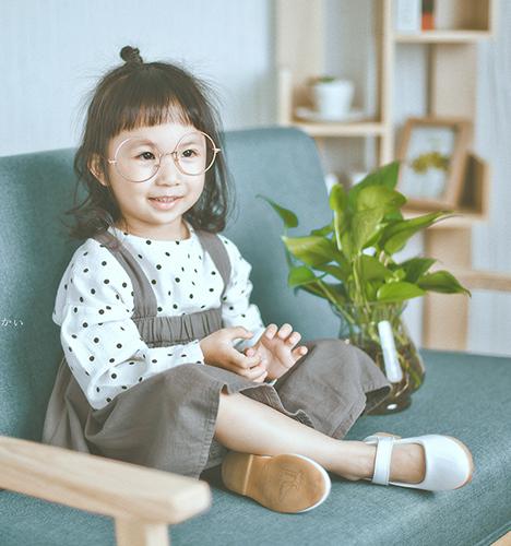 夏日清新 儿童摄影