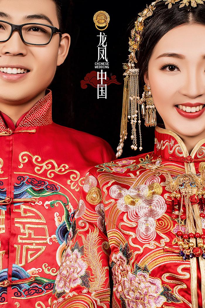 龙凤中国风