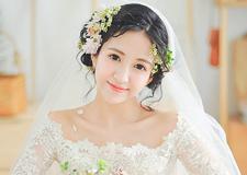 轻盈润泽的新娘底妆 打造夏日柔和少女风