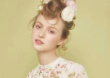最新影樓資訊新聞-夏季輕盈柔美的新娘造型