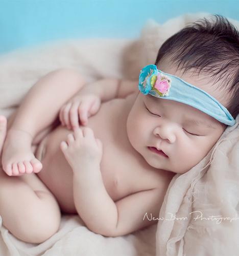 可爱宝贝 儿童摄影