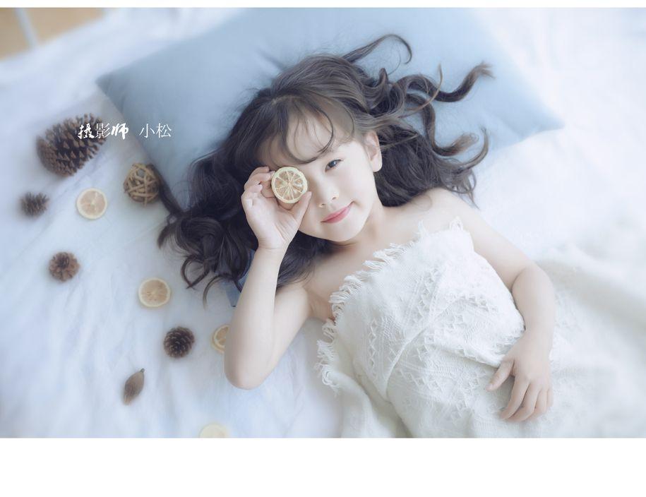 夏梦初醒 儿童摄影