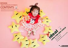 最新影樓資訊新聞-擁抱彩色的人生 攝影師小孟的夏季兒童寫真作品