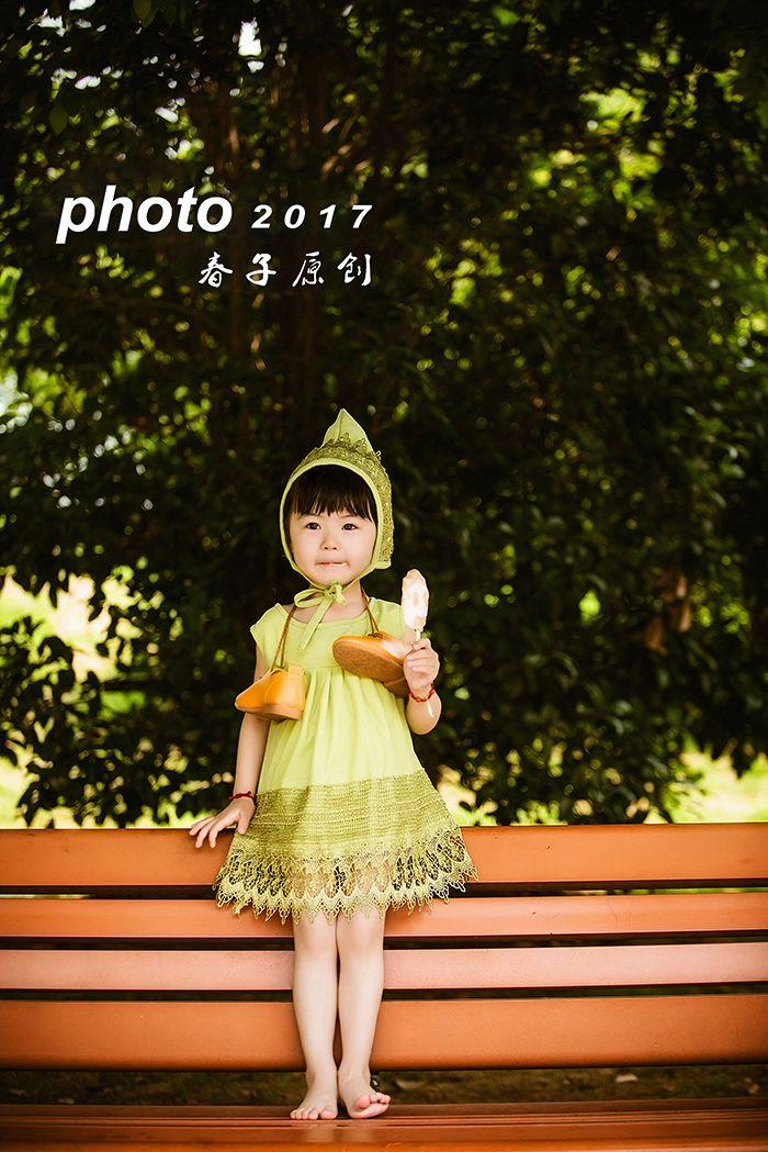 冰棍萌宝 儿童摄影
