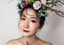 最新影樓資訊新聞-夏季田園花仙子新娘造型