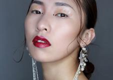 妆言2017创意时尚新娘造型 重塑婚尚