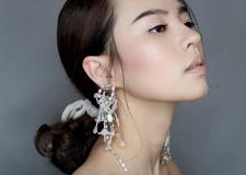 妆言2017创意时尚新娘妆容造型 重塑婚尚
