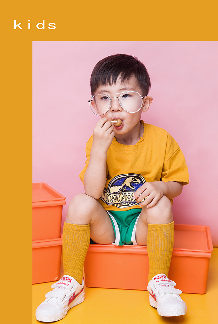 轻时尚(全)_儿童摄影_黑光图库_黑光网