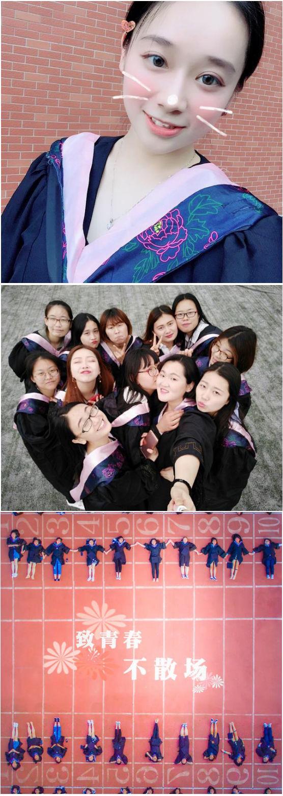 """百草味携手海马体照相馆打造""""最美毕业季"""""""