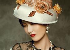 最新影樓資訊新聞-夏季花漾系列復古帽飾造型