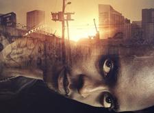 最新影樓資訊新聞-雙重曝光效果的視覺海報作品欣賞