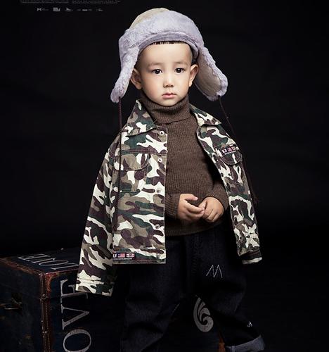 酷小子 儿童摄影