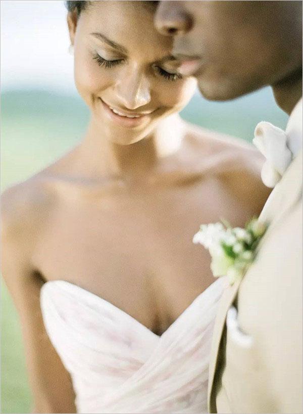 这样漂亮的婚礼照片哪个女孩不爱?