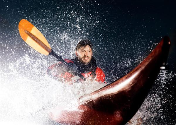 丹麦设计师henrik sorensen视觉效果爆棚的创意体育摄影,作者善于