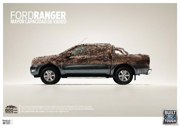 平面设计佳作 汽车广告作品欣赏
