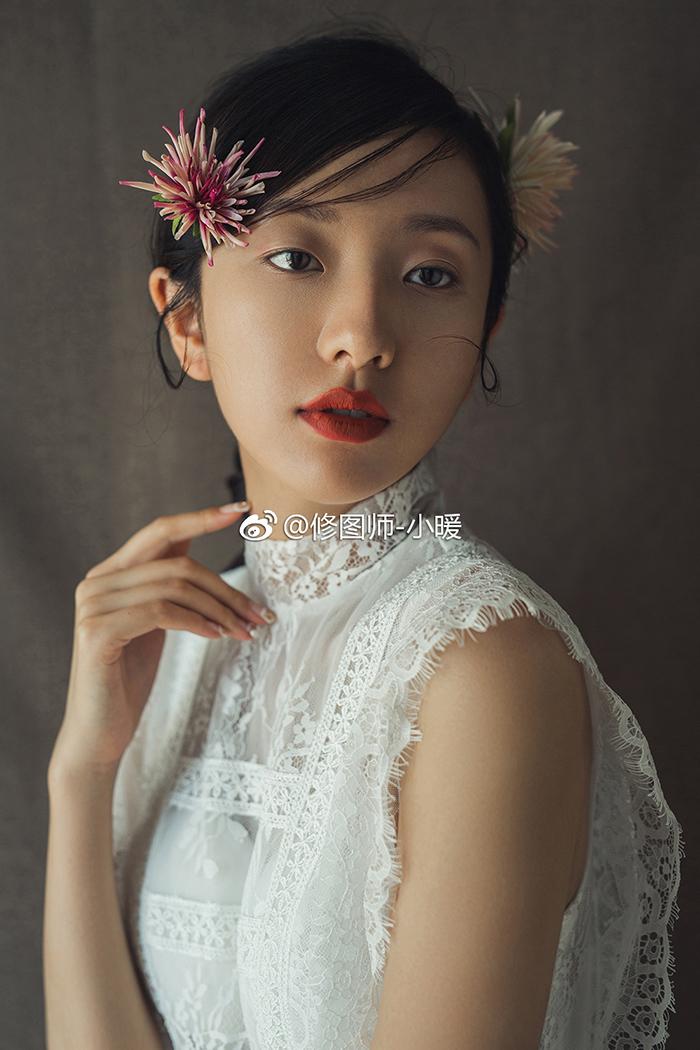 2011新娘发饰发型欣赏(2)_化妆造型_黑光图库_黑光网