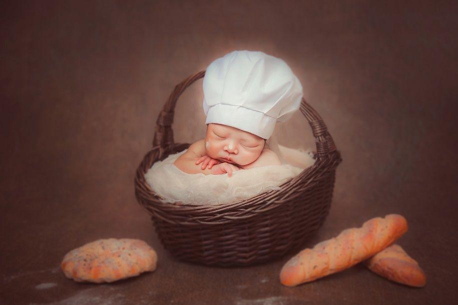 小小厨师 儿童摄影