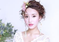 最新影楼资讯新闻-清新花漾系新娘造型
