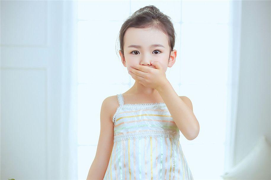 漂亮小妹 儿童摄影