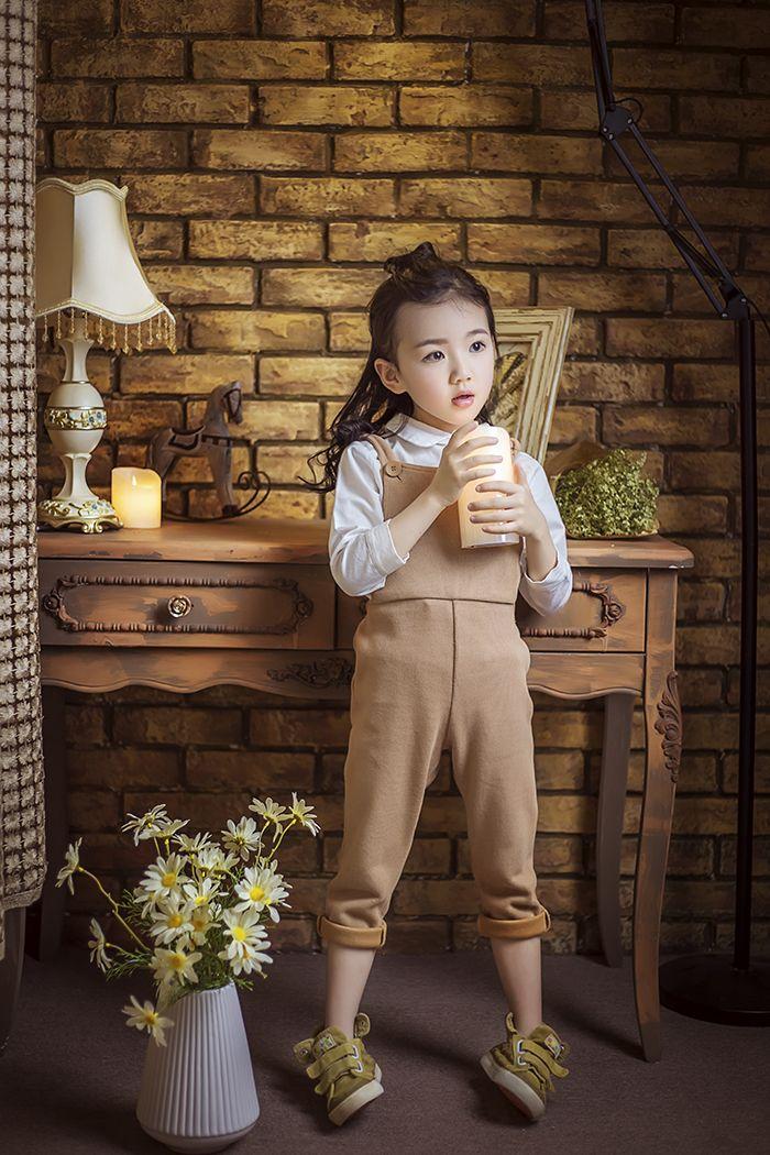 清新风 儿童摄影