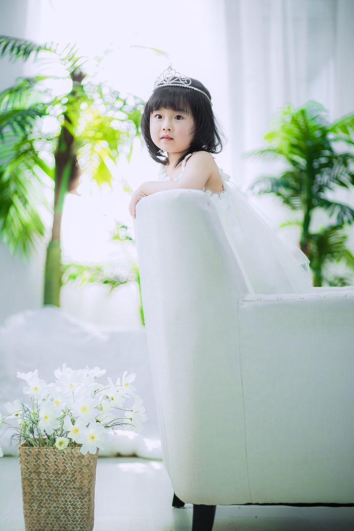 小萌妹 儿童摄影