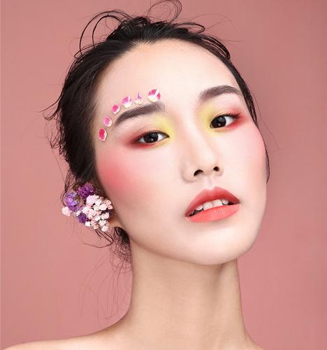 妆面造型 化妆造型