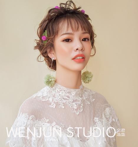 仙女系 化妆造型
