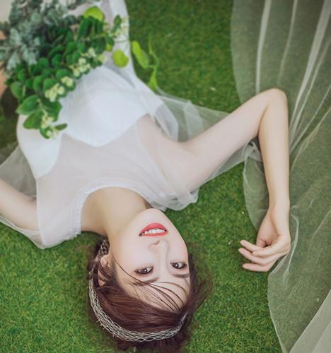 唯美婚纱 写真摄影