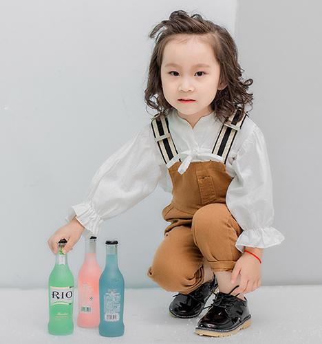 时尚清新 儿童摄影