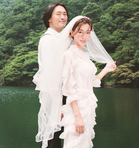 曼妙时光 婚纱照