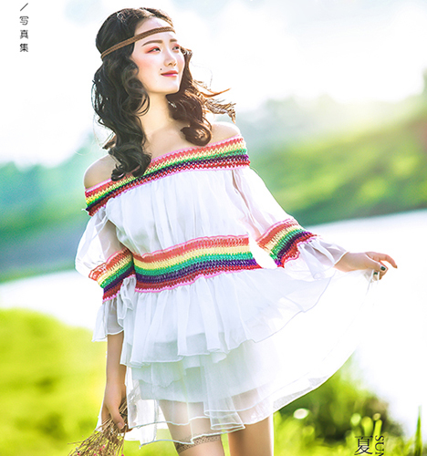 夏之风 写真摄影