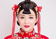 髻簪 绝美中式新娘造型