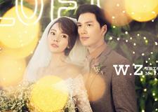 简约高贵的韩式新娘造型