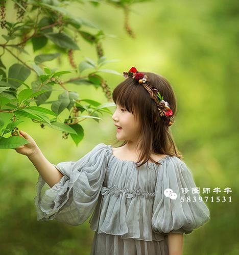 诗情画境 儿童摄影