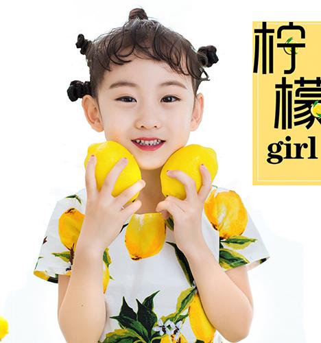 柠檬Girl 儿童摄影