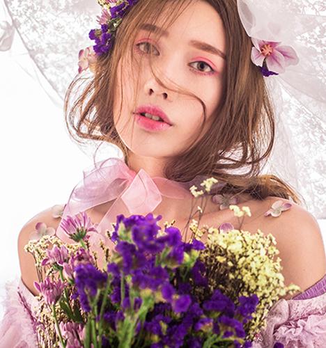 Flower Fairy 写真摄影