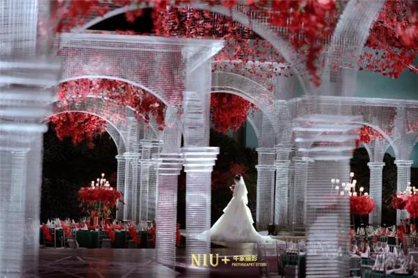 专访牛家爱牛:百万婚礼的策划师们最爱找他拍婚礼