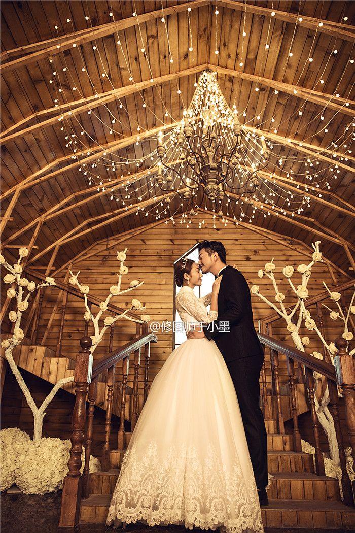 拉斐尔婚礼梦幻曲 婚纱照