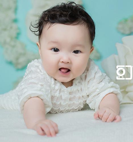 小卷毛baby 儿童摄影