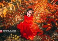 红叶 摄影师吴锋镜头下的环境人像摄影