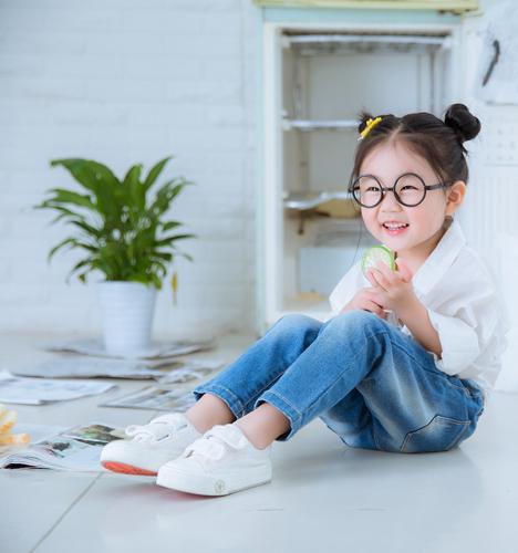 小清新女孩 儿童摄影